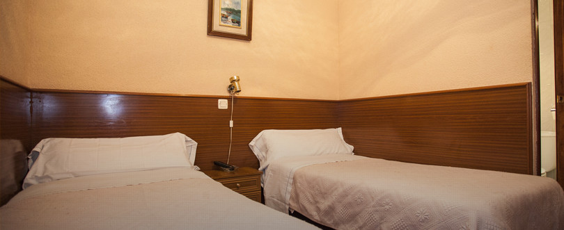 Hostal economico en Madrid